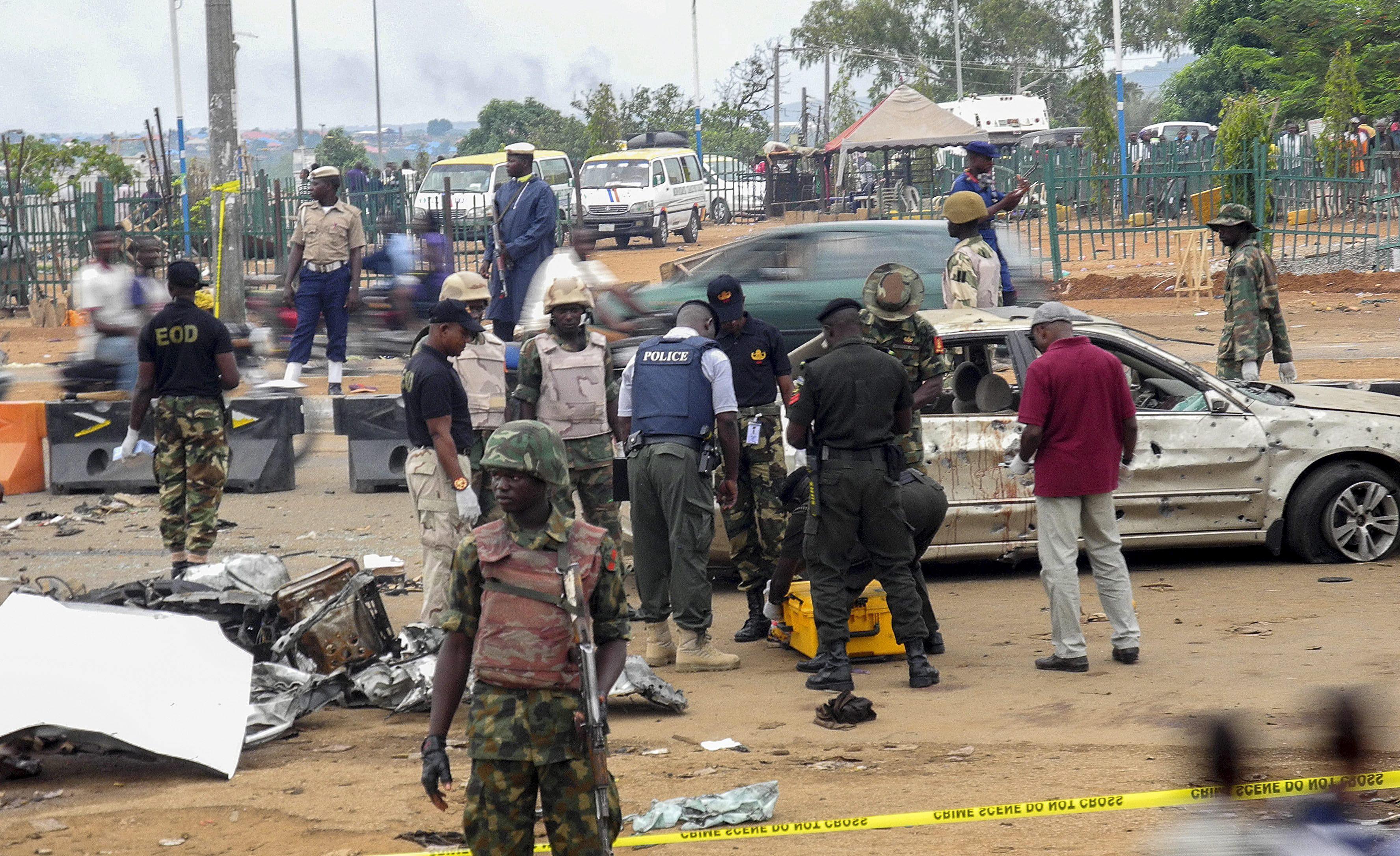 Al menos 5 muertes en un atentado suicida en una zona de bares del norte de Nigeria