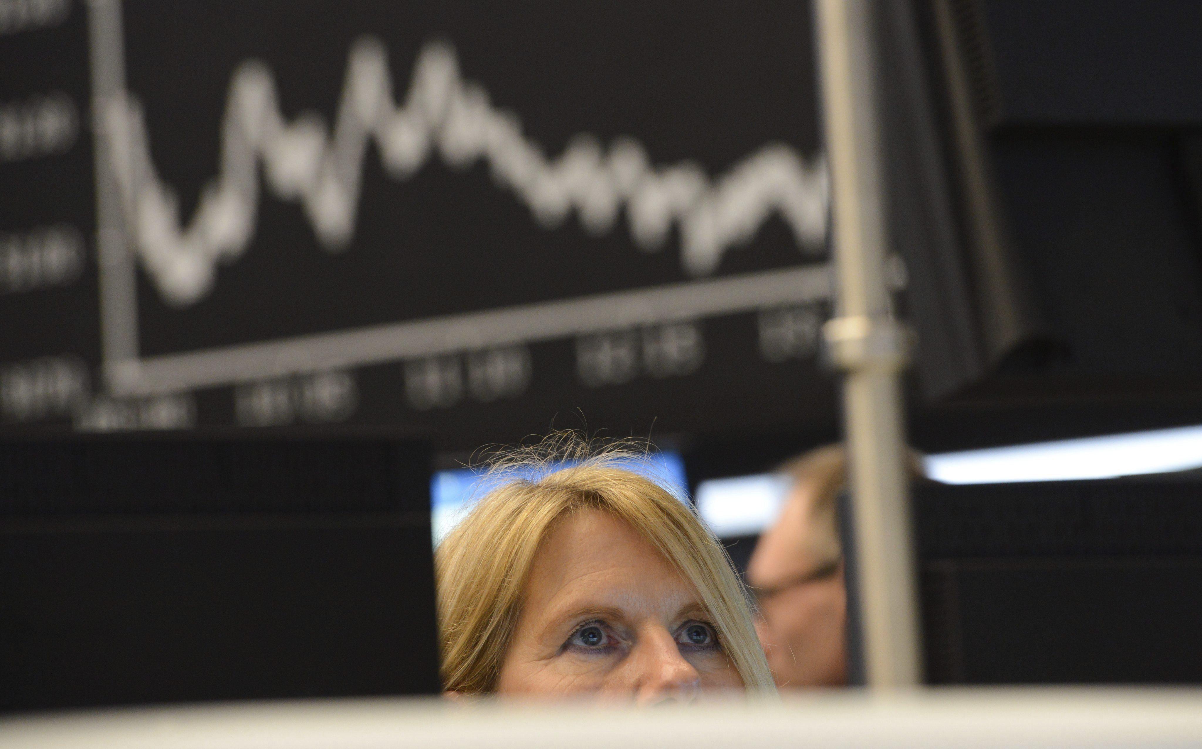 El DAX 30 alemán baja un 0,19 por ciento en la apertura, hasta los 9.611,16