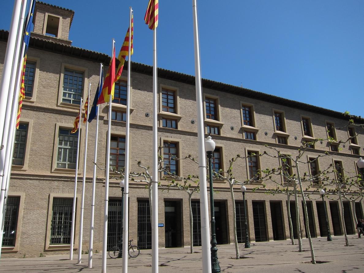 El Gobierno aragonés convoca 36 plazas de Administración General por turno libre