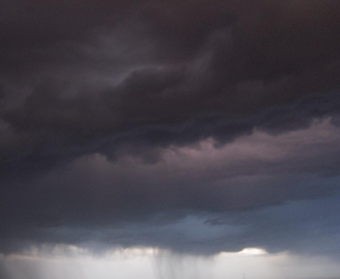 Protección Civil advierte del riesgo de tormentas en las próximas en Burgos, Segovia y Soria