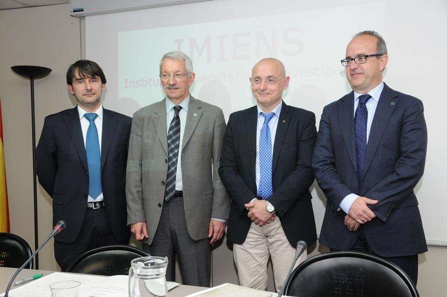 El Carlos III y la UNED ponen en marcha su Instituto Mixto de Investigación »Escuela Nacional de Sanidad»