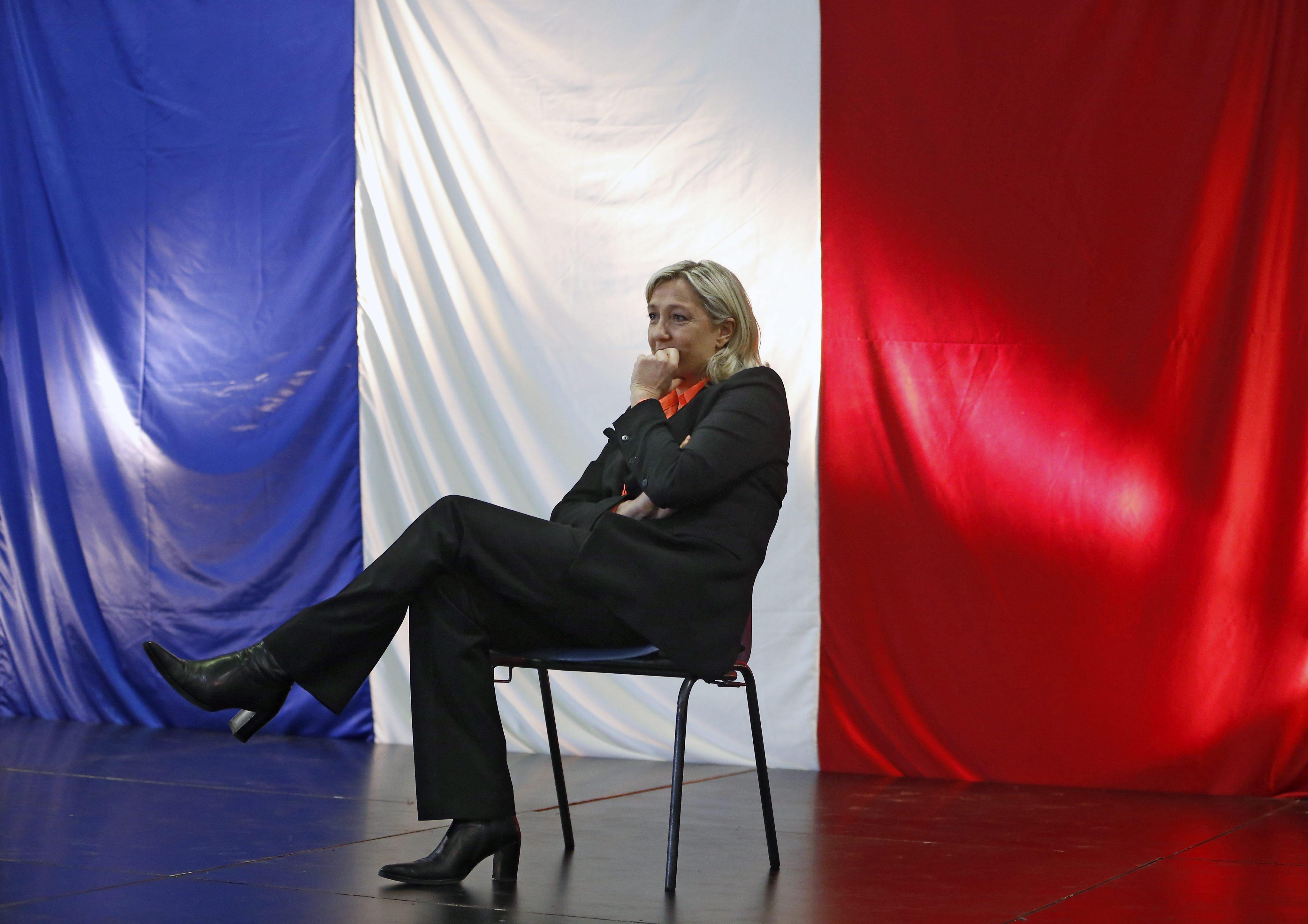 Elecciones europeas 2014: Le Pen es la fuerza más votada de Francia