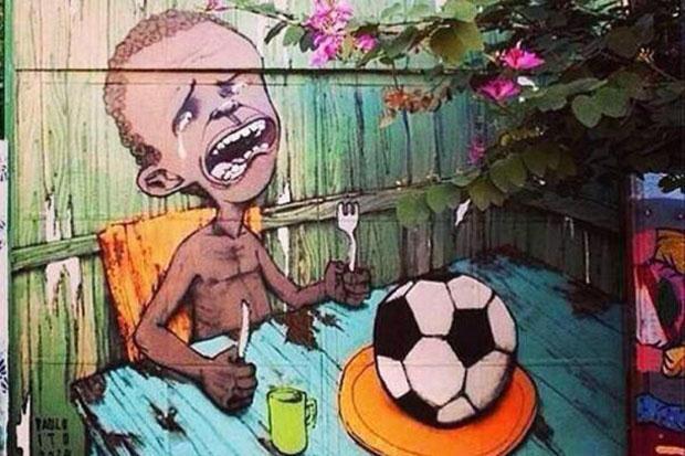 Un documental denuncia que en Brasil matan a niños y gente sin techo para limpiar las calles para el Mundial