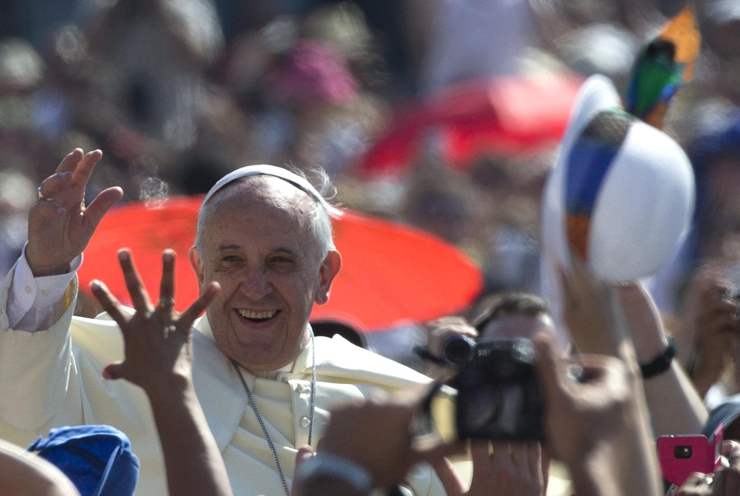El Papa asegura que la persecución a los cristianos es hoy más fuerte que en los primeros siglo