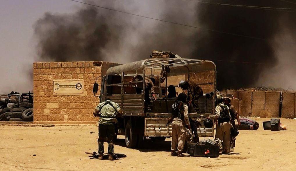 Los yihadistas avanzan por tres vías hacia Bagdad