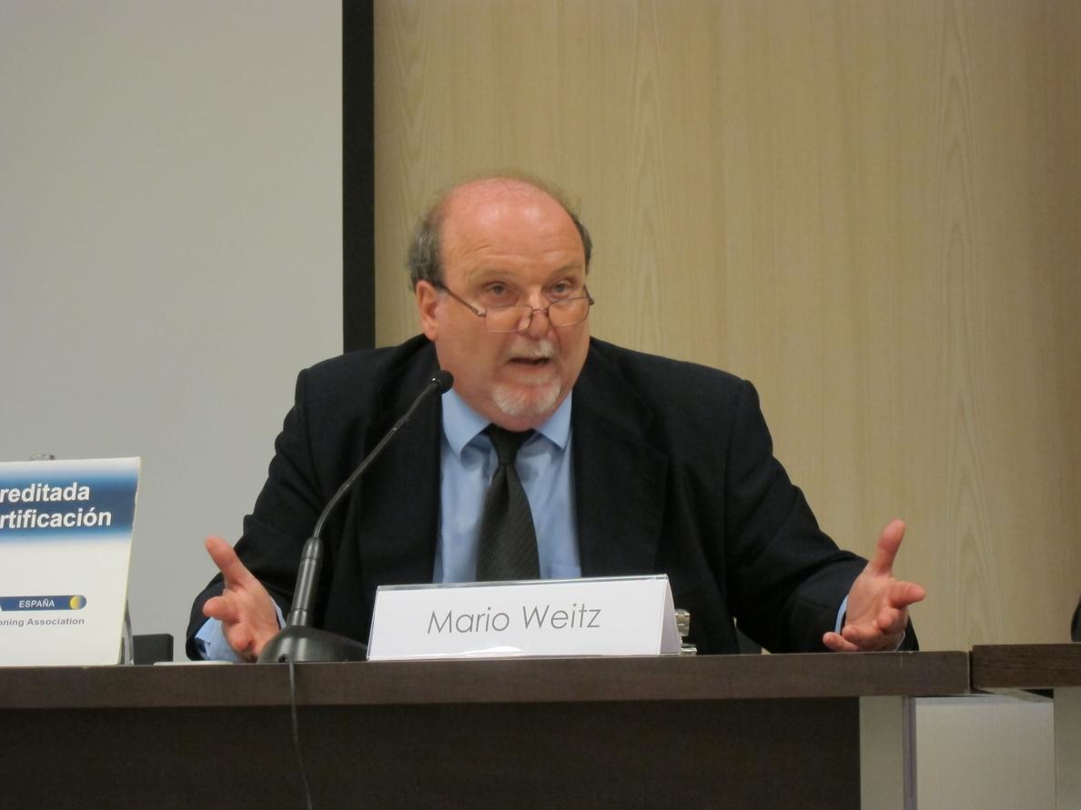 Mario Weitz (Banco Mundial) da por hecho que España no recortará gasto en 2015