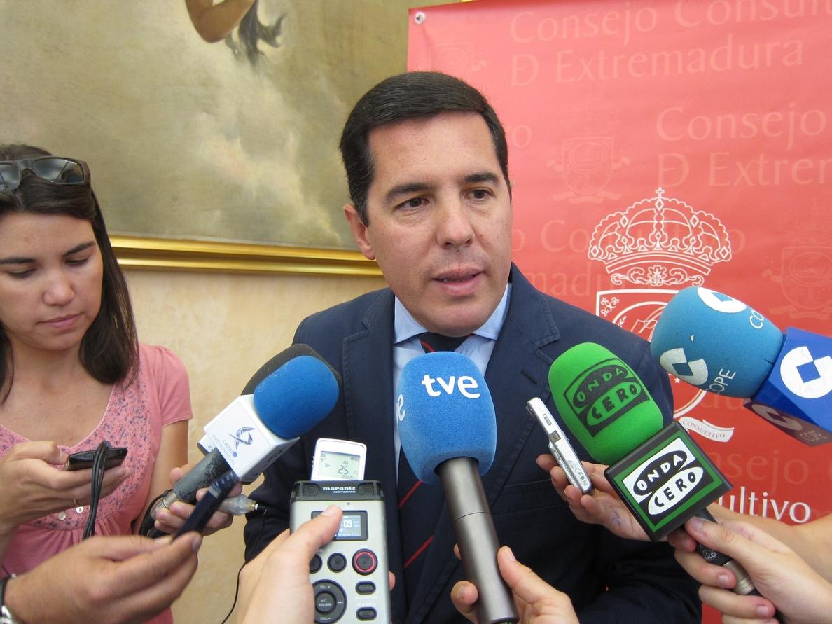 Consejo Consultivo de Extremadura no ve «irregularidad» en los informes del actual consejero de Hacienda