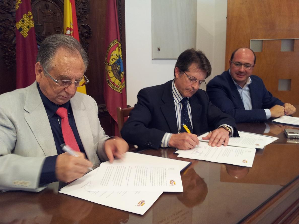 ElPozo Alimentación donará 300.000 euros a la recuperación del patrimonio cultural dañado por los terremotos de 2011