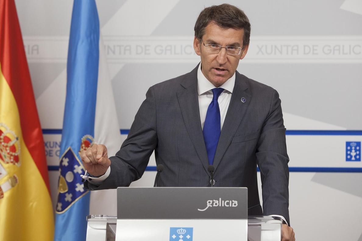 Feijóo reivindica que pidió al Banco de España exigir el reintegro de las indemnizaciones millonarias de NCG