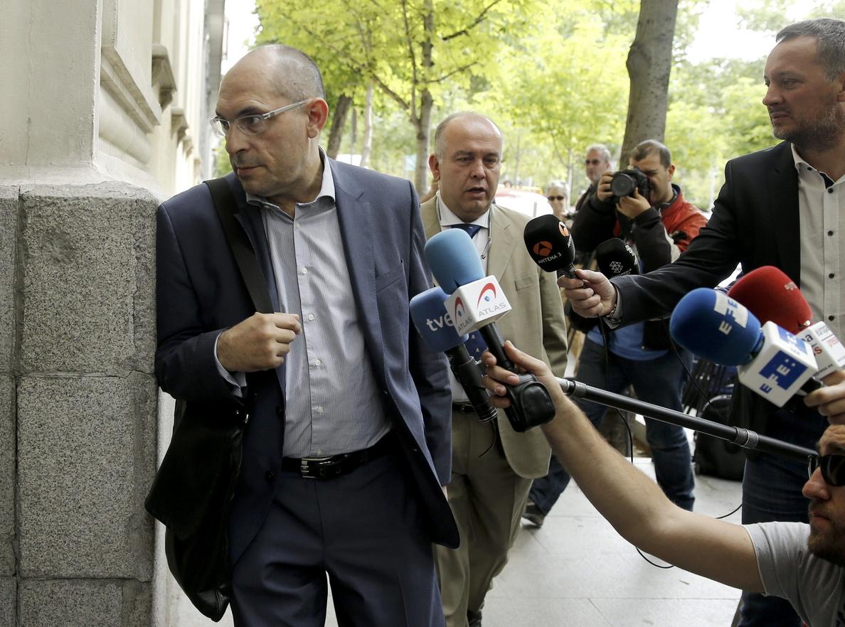 Funcionarios del Juzgado de Silva evocan su «fijación por el caso Blesa»