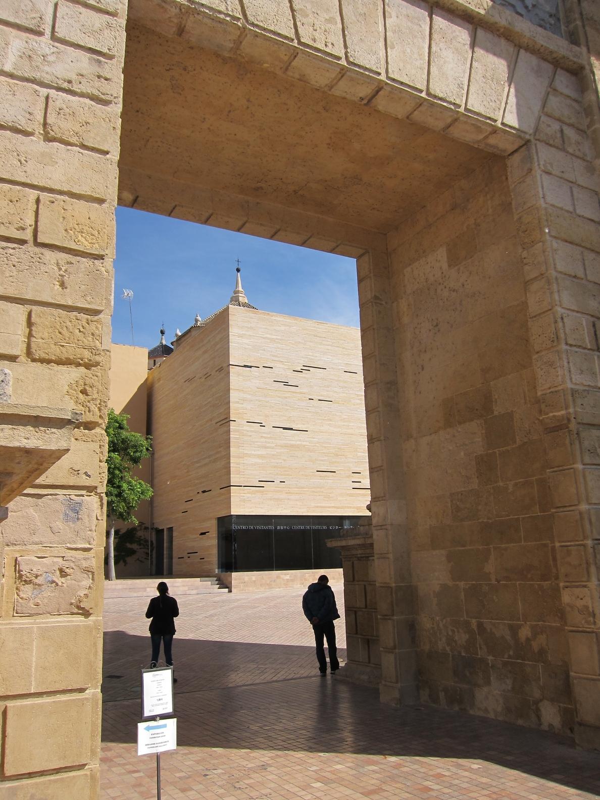 IU y PSOE critican la intención del alcalde de devolver el Centro de Recepción de Visitantes