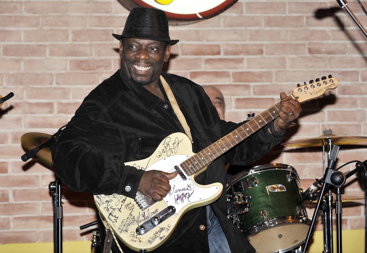 Lucky Peterson, el príncipe del «blues», presenta su último trabajo en San Javier