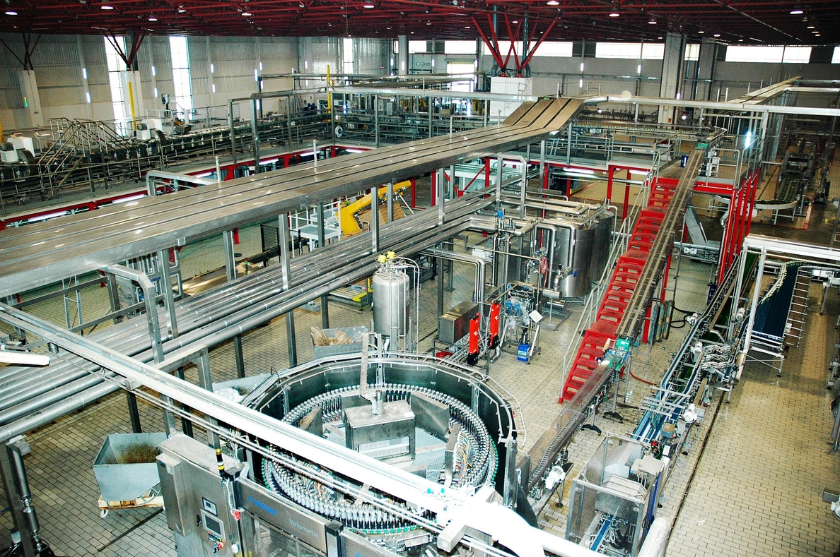 Mahou San Miguel invirtió 12 millones en su centro de elaboración de cerveza de Alovera (Guadalajara) en 2013