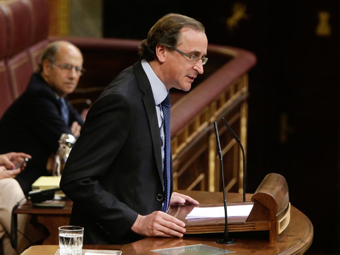 El PP confirma que el »macrodecreto» económico se tramitará como proyecto de ley en las Cortes