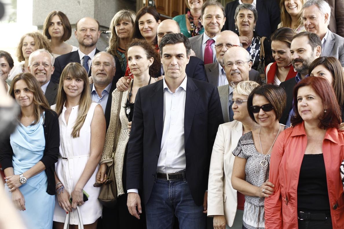 Pedro Sánchez elige Sevilla para cerrar campaña porque es «un sitio emblemático» de «gigantes» como Díaz y Felipe