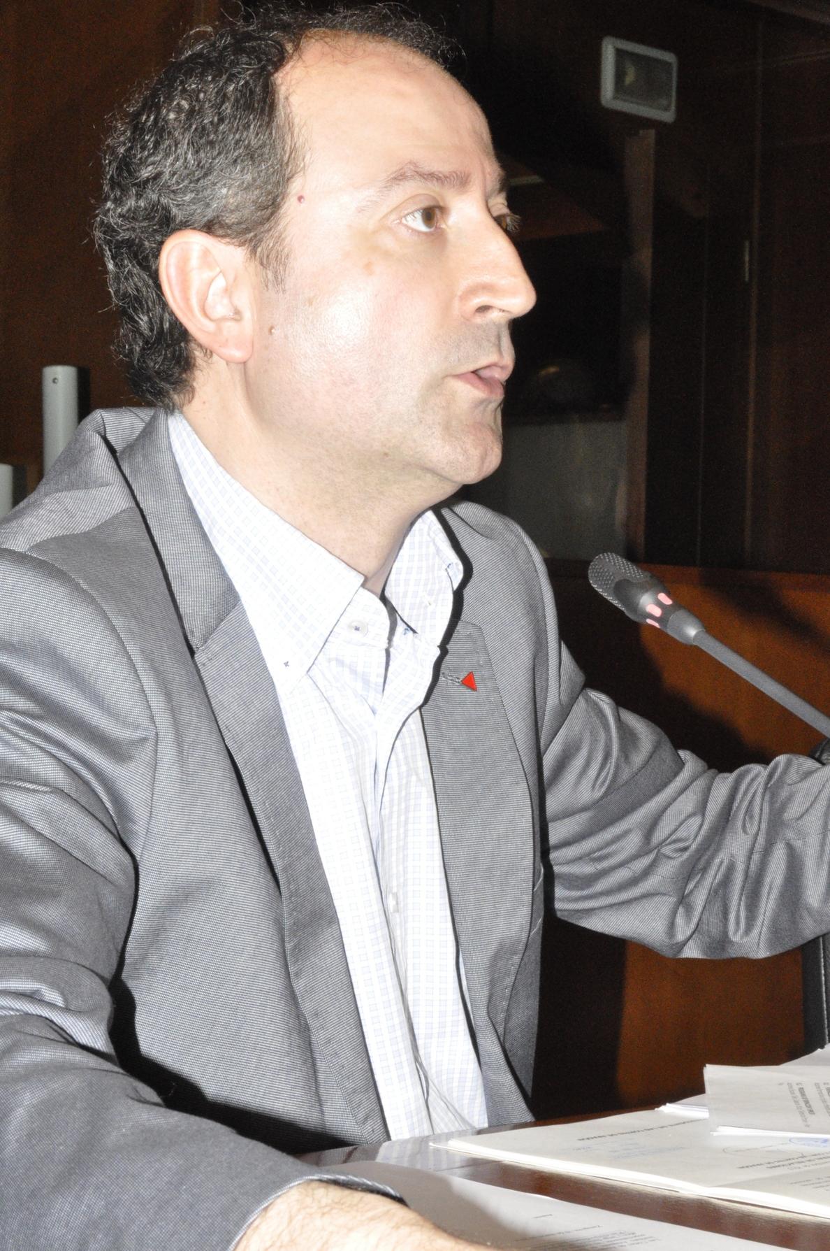 Romero (IU) dice que reducir el número de consejeros comarcales «no es una solución», sino «un lavado de cara»