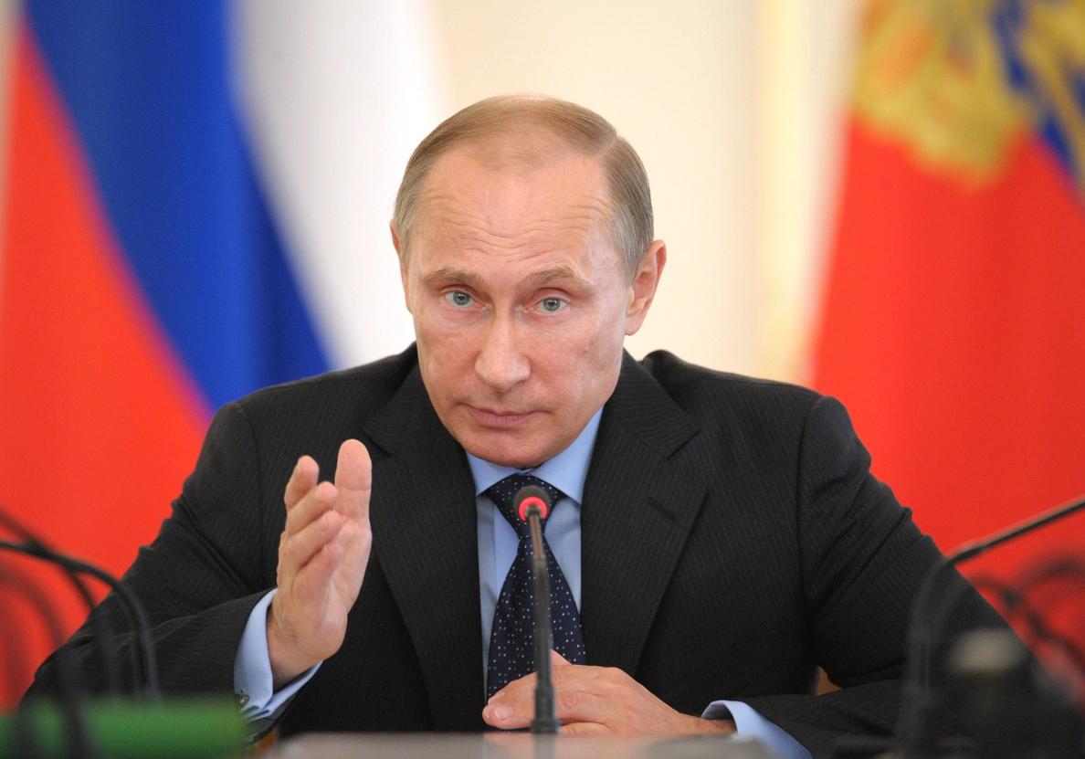 España es el país que menos confía en el presidente Putin