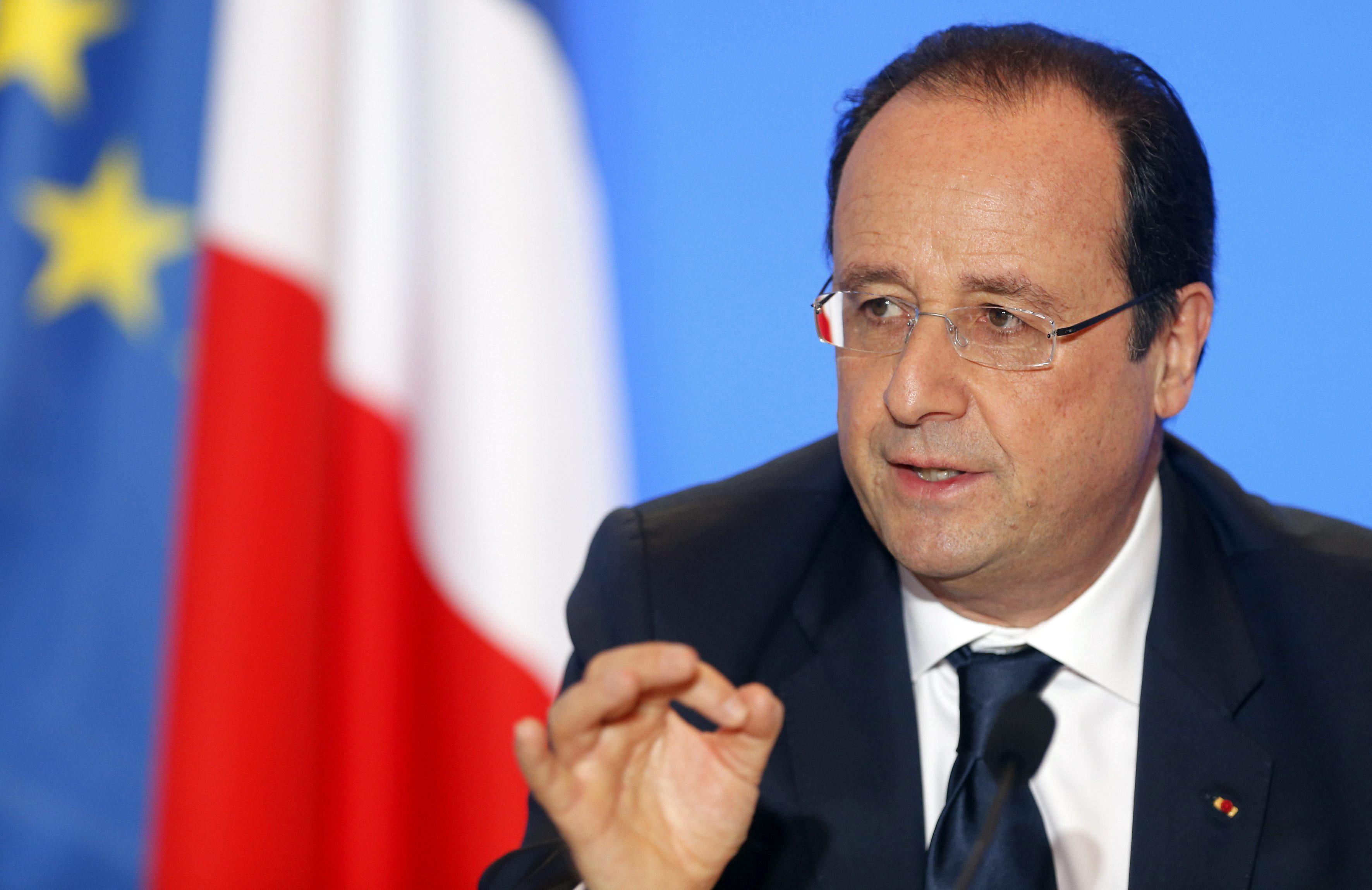 Hollande cumple 27 de sus 60 promesas y incumple 8 y el resto… está por ver