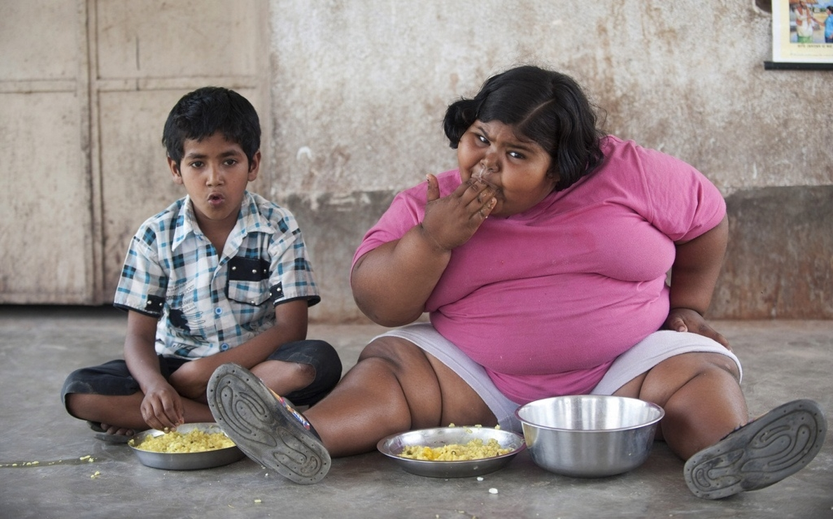 El sedentarismo puede ser más responsable del aumento de la obesidad que la alimentación