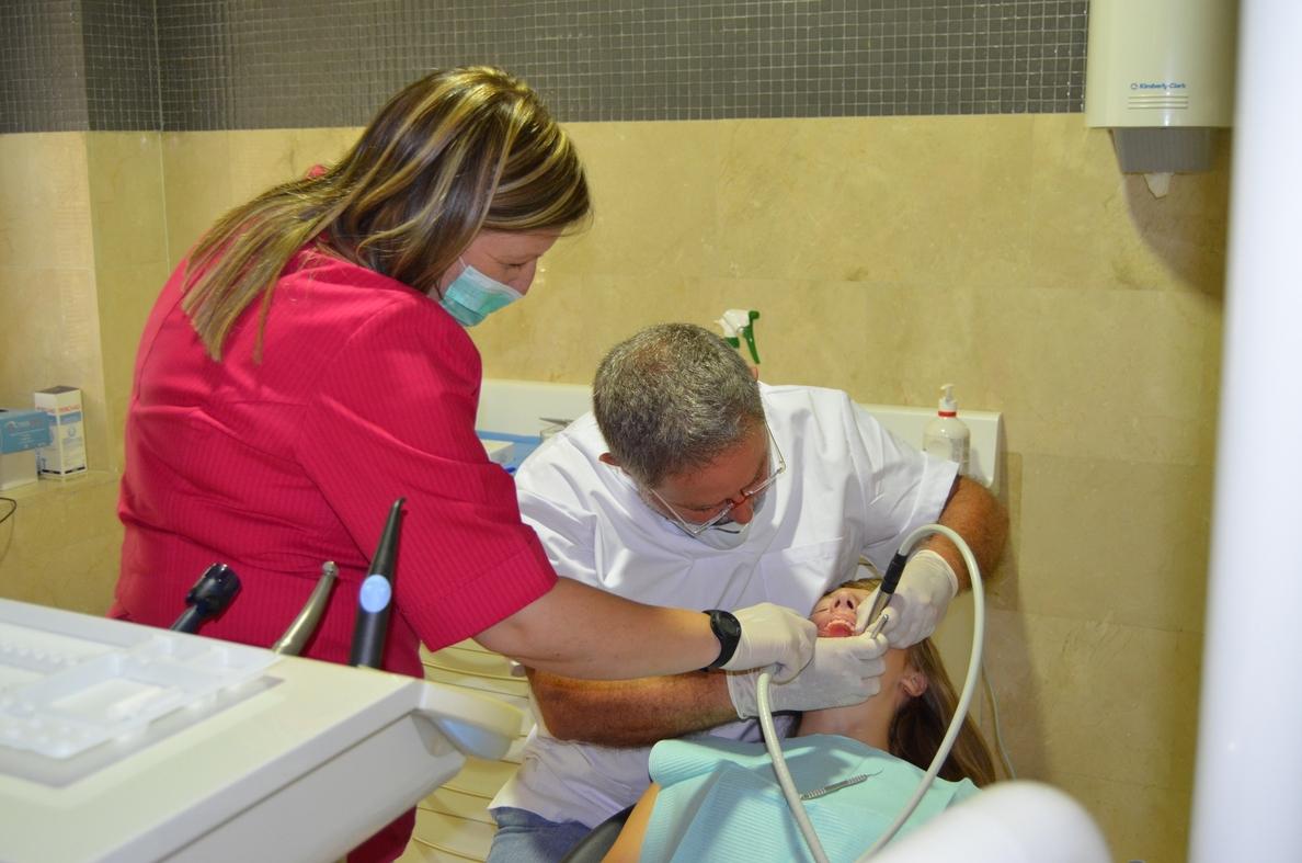 La mayoría de las visitas al odontólogo se realizan con una finalidad preventiva