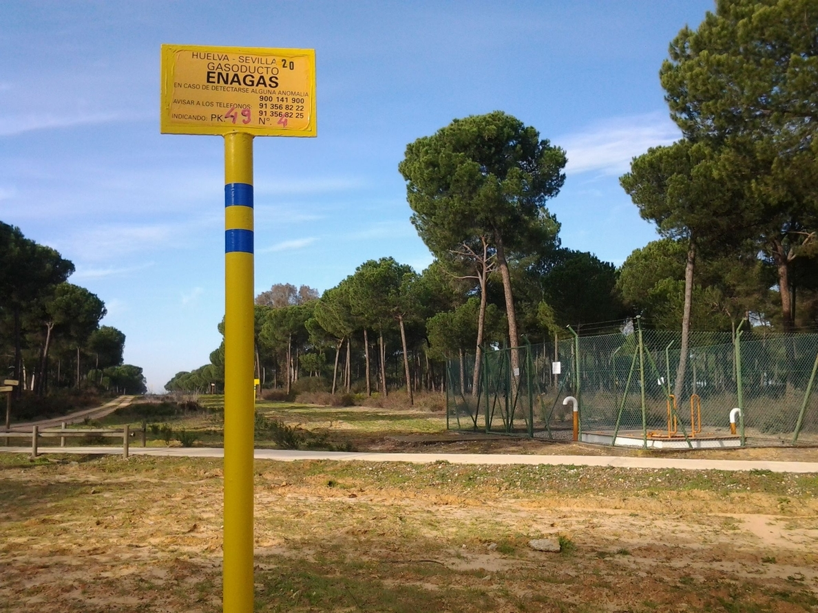 Andalucía paraliza el almacén de gas de Doñana, hasta disponer de nuevos estudios