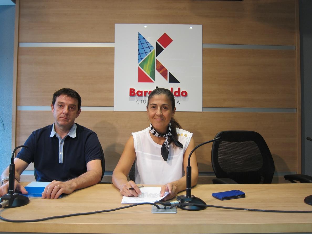 Ayuntamiento de Barakaldo autoriza a los hosteleros el uso de barras exteriores para las fiestas de El Carmen