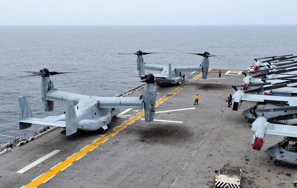 Corea del Norte condena la llegada al Sur de un portaaviones de EEUU