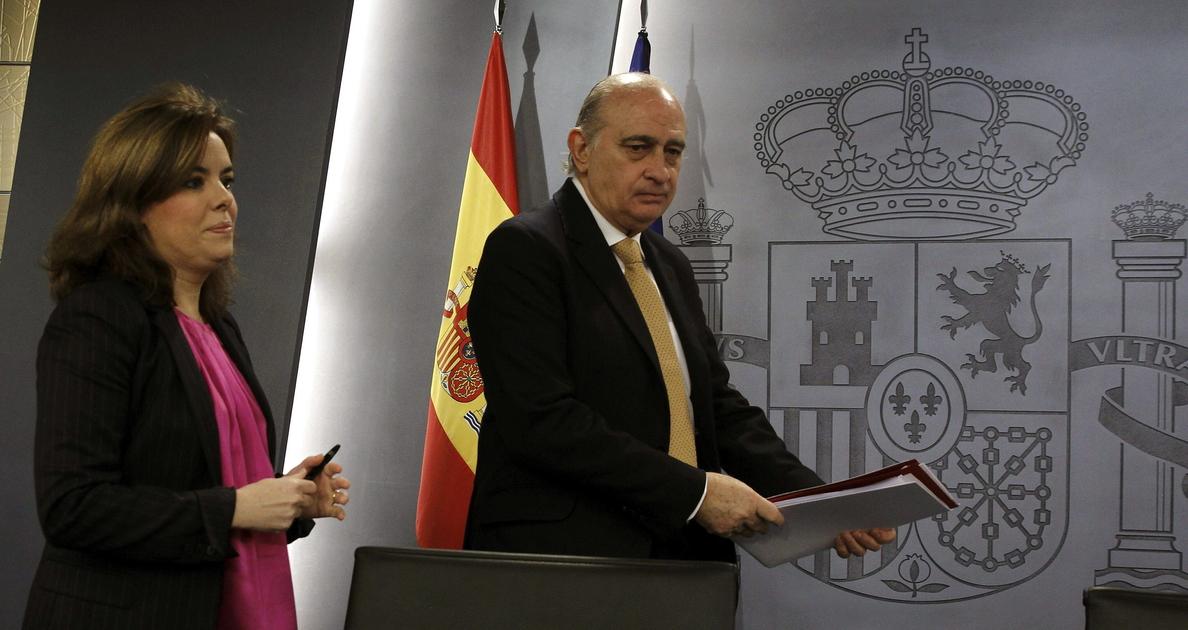 En directo: Soraya confirma que Mas y Rajoy han hablado por teléfono