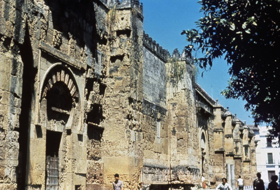 Hallan una placa visigoda del siglo VII en la Catedral de Córdoba