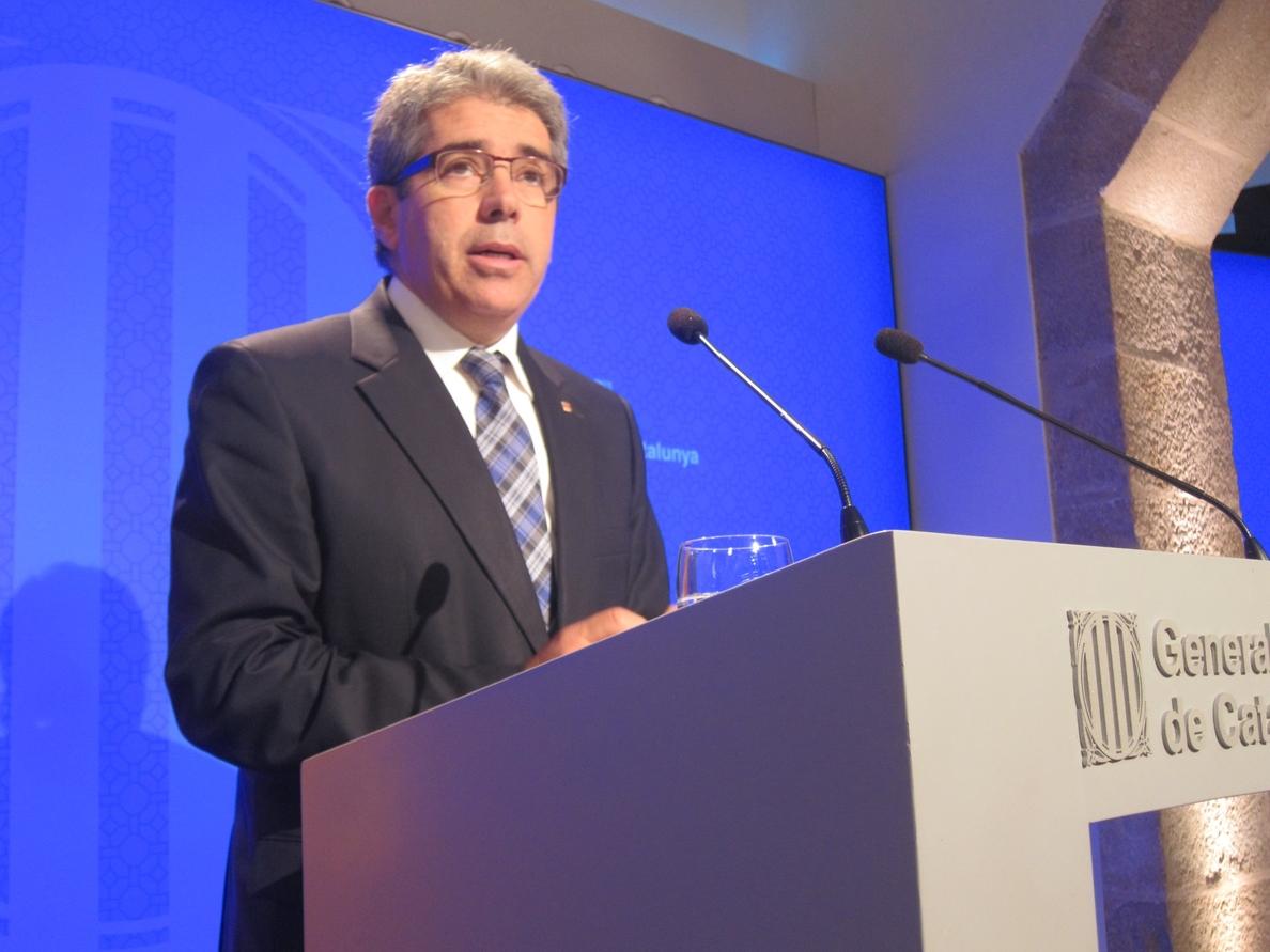 Homs se muestra convencido de que la reunión Mas-Rajoy se celebrará