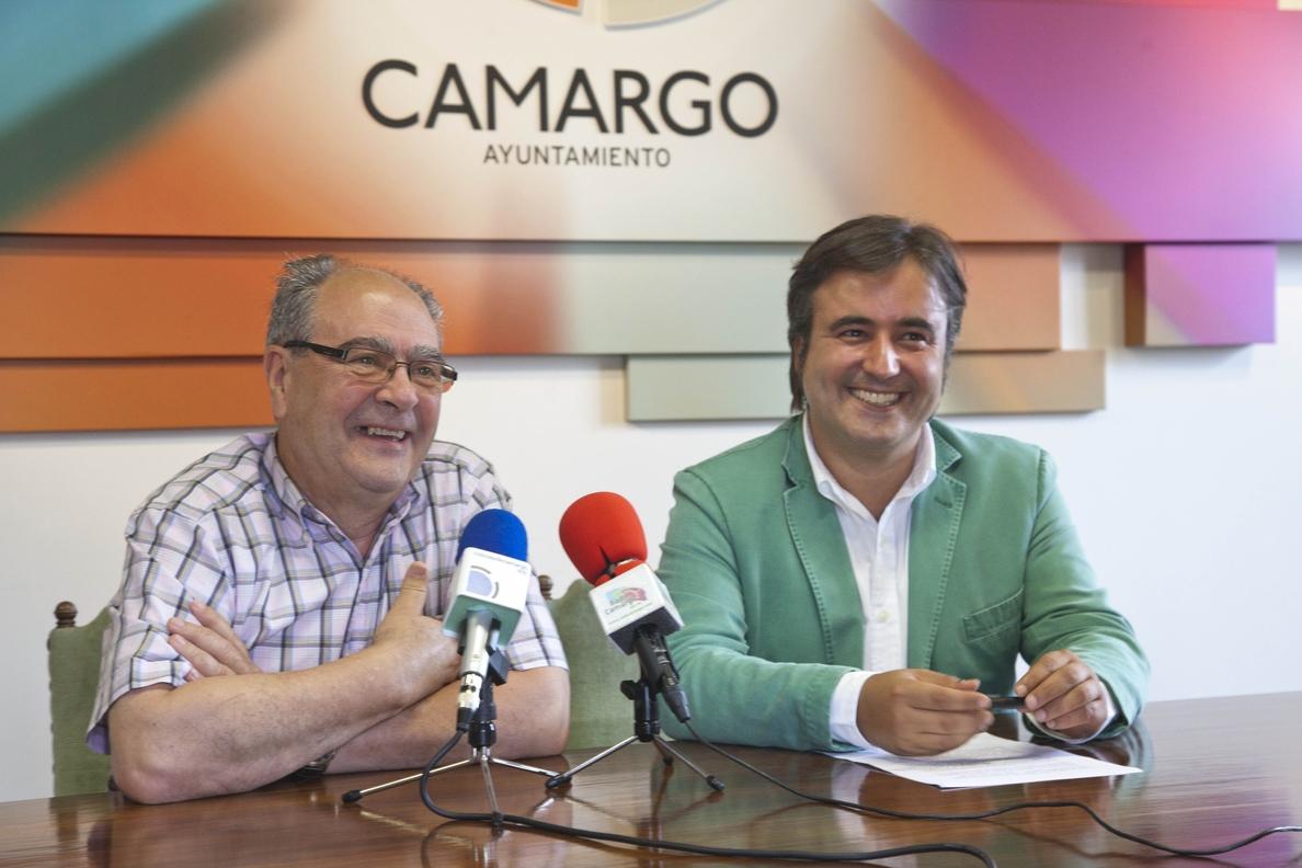 Movellán, nuevo presidente de la Fundación Juan de Herrera, impulsará la construcción de un centro de mayores