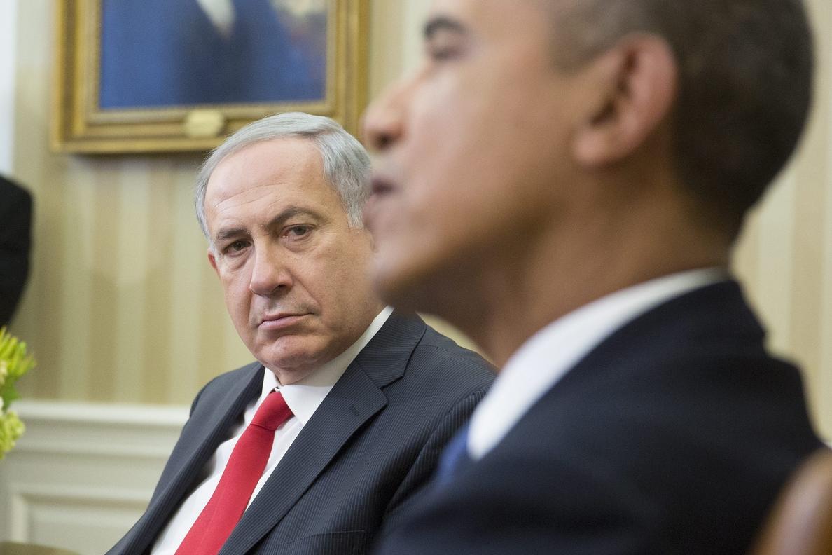 Obama ofrece a Netanyahu mediación para un alto el fuego entre Israel y Hamás