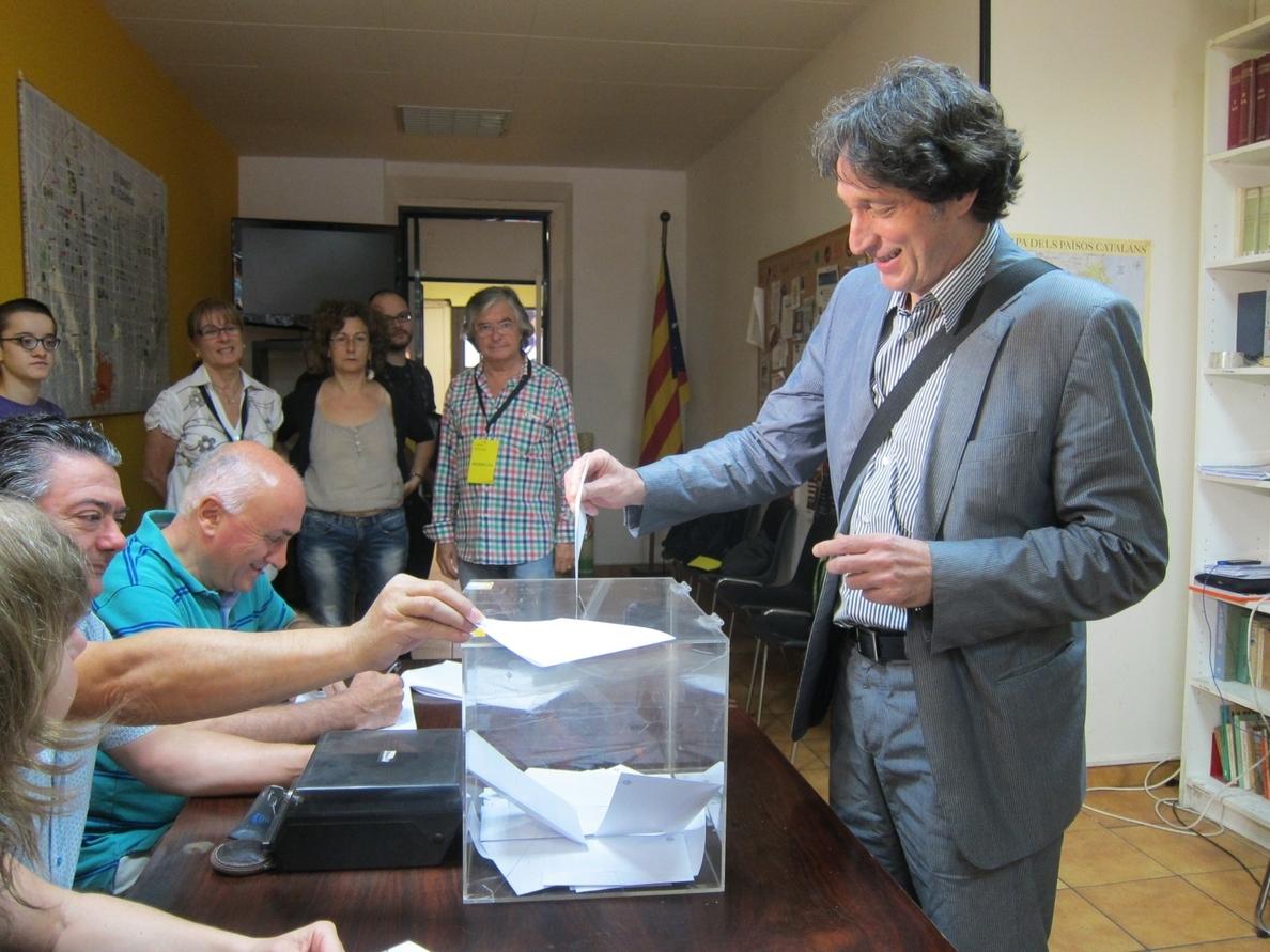 Portabella (ERC) pide al futuro alcaldable que se dedique «plenamente a Barcelona»