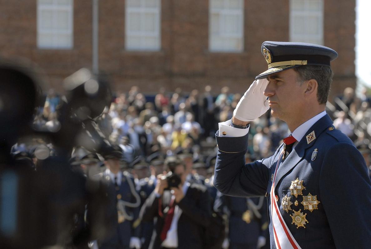 El Rey presidirá dentro de una semana su primer Consejo de Ministros