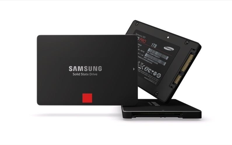 Samsung presenta nuevas unidades de almacenamiento SSD 850 PRO