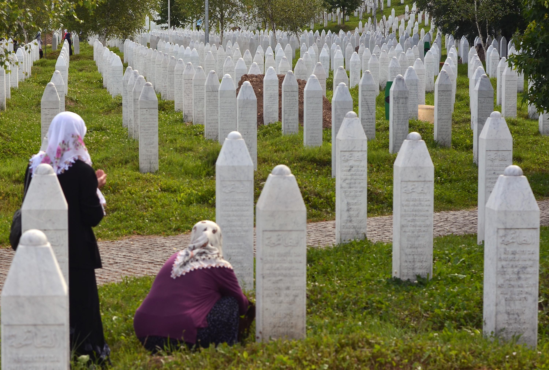 Srebrenica conmemora el 19º aniversario de la masacre de 8.000 musulmanes