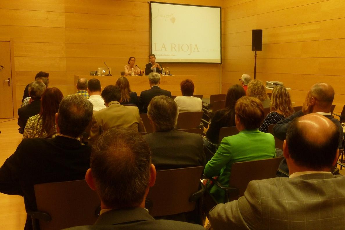 El nuevo portal de Turismo de La Rioja es el reflejo del compromiso del Gobierno por la innovación y nuevas tecnologías