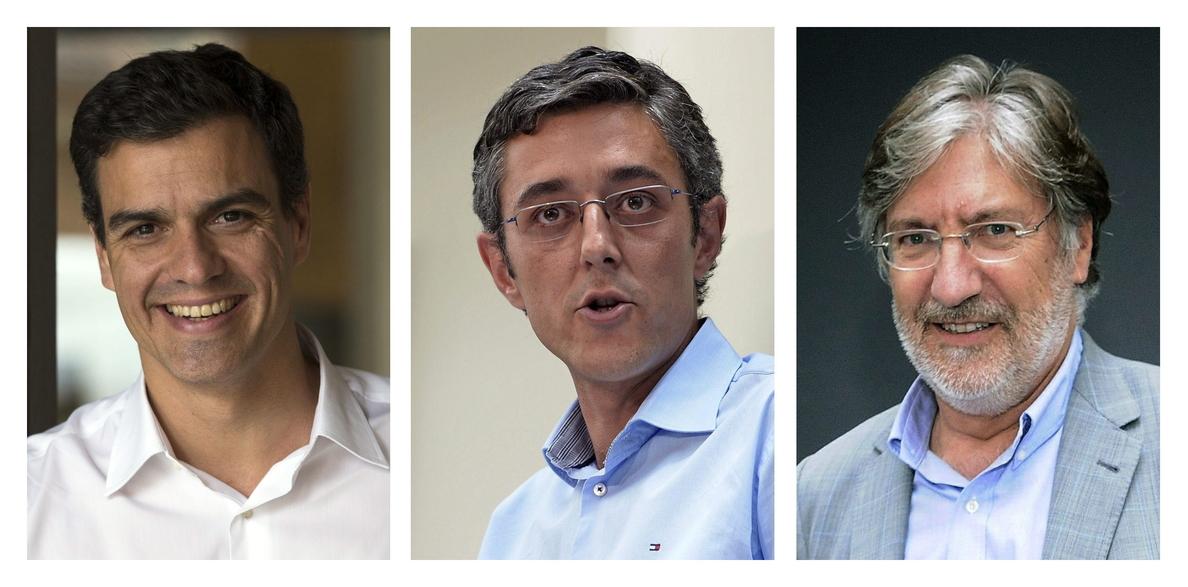 Así serán las elecciones a secretario general del PSOE de este domingo