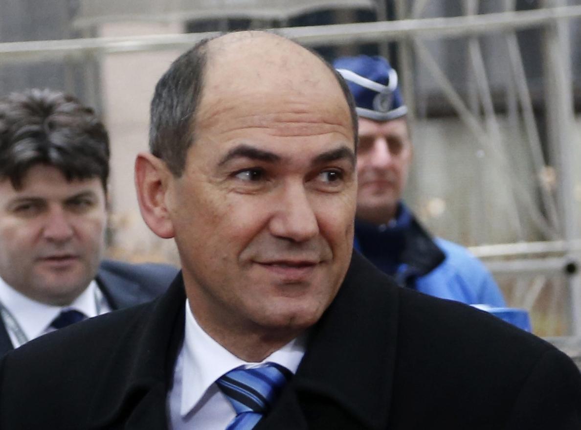 El líder opositor de Eslovenia dirige desde la cárcel su campaña «anticomunista»