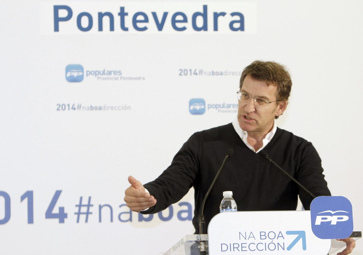 Feijóo propone un pacto de las autonomías y el Gobierno para ajustar el gasto público