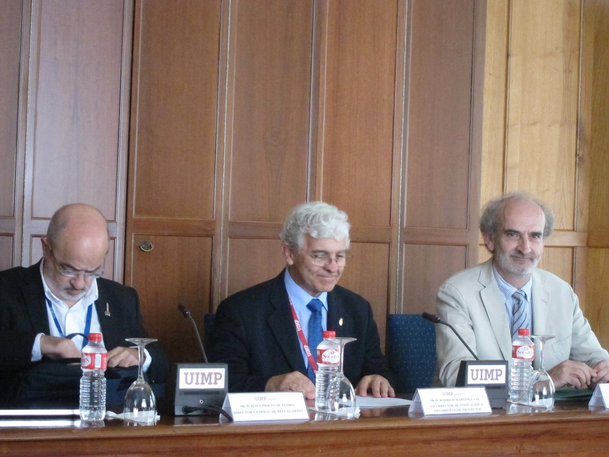 El director general de Bellas Artes considera que el patrimonio se potencia con su uso