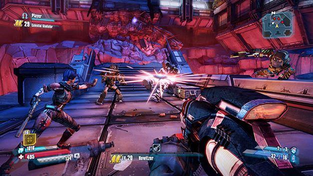 Borderlands: The Pre-Sequel muestra la demo del E3 2014 comentada