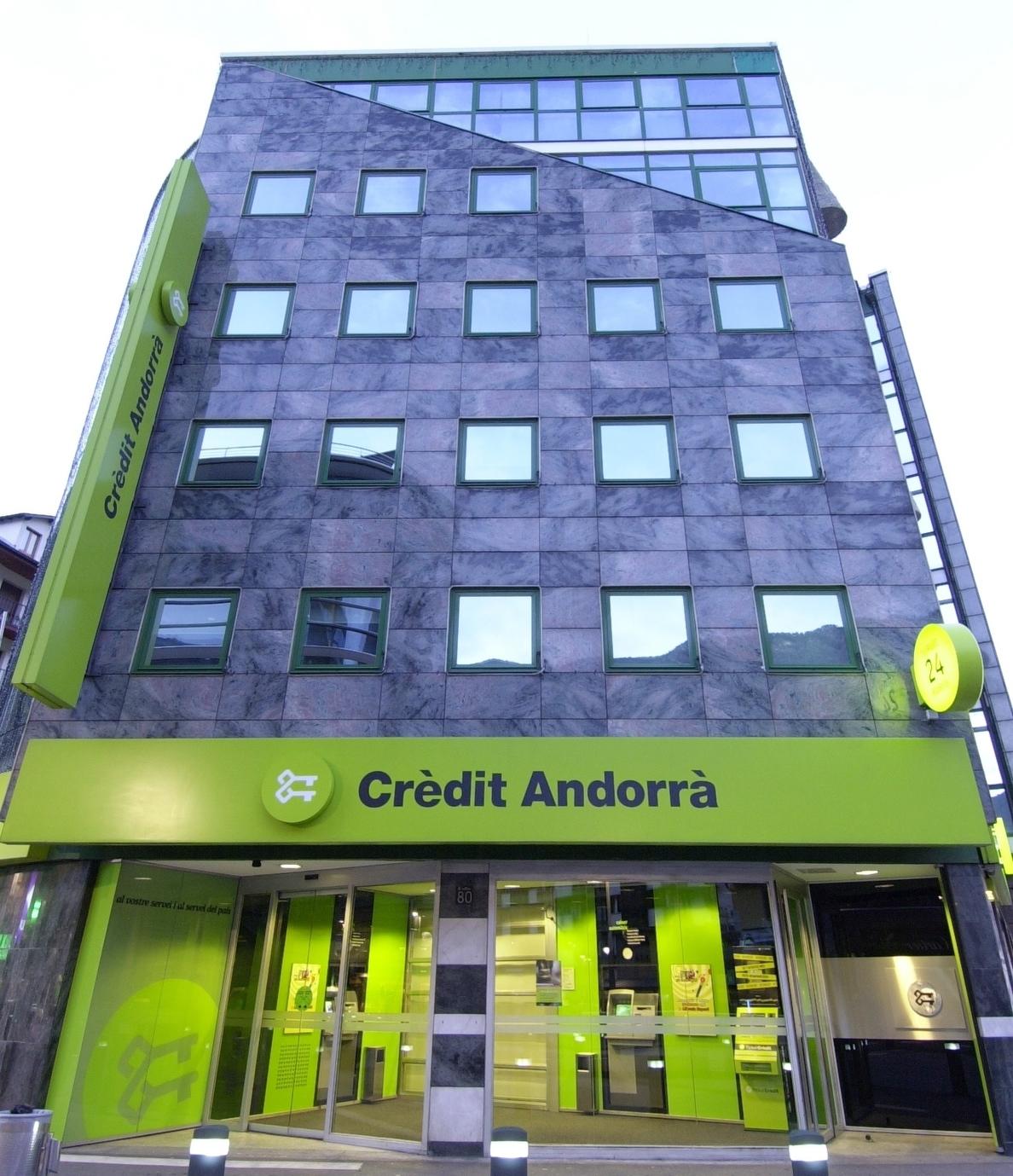 Crèdit Andorrà, el mejor banco de Andorra en banca privada de 2014