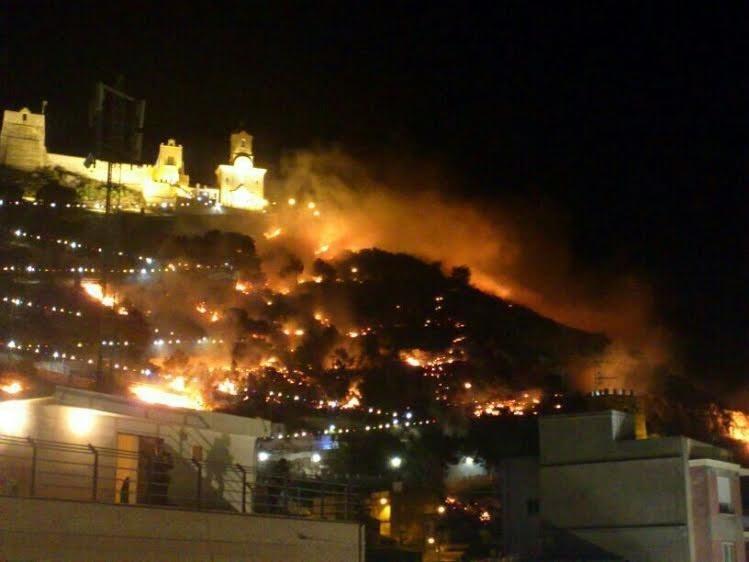 El alcalde de Cullera declara este jueves por el incendio registrado tras disparar un castillo en las fiestas