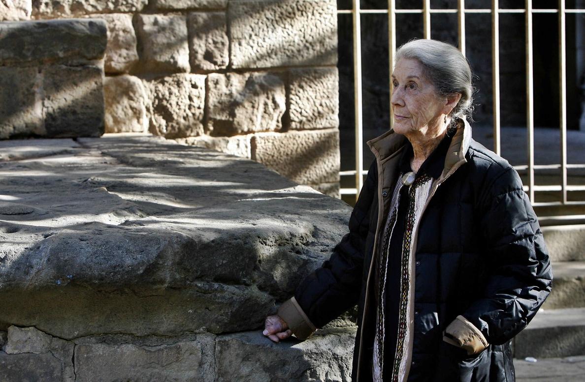 Fallece Nadine Gordimer, la voz literaria contra el «apartheid»