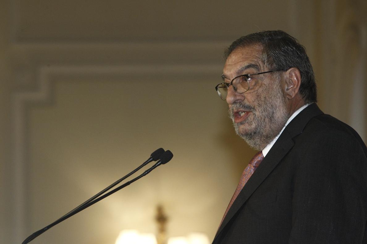 González Macho pide una regulación «lógica» para que quien infringe las normas «tenga la correspondiente sanción»