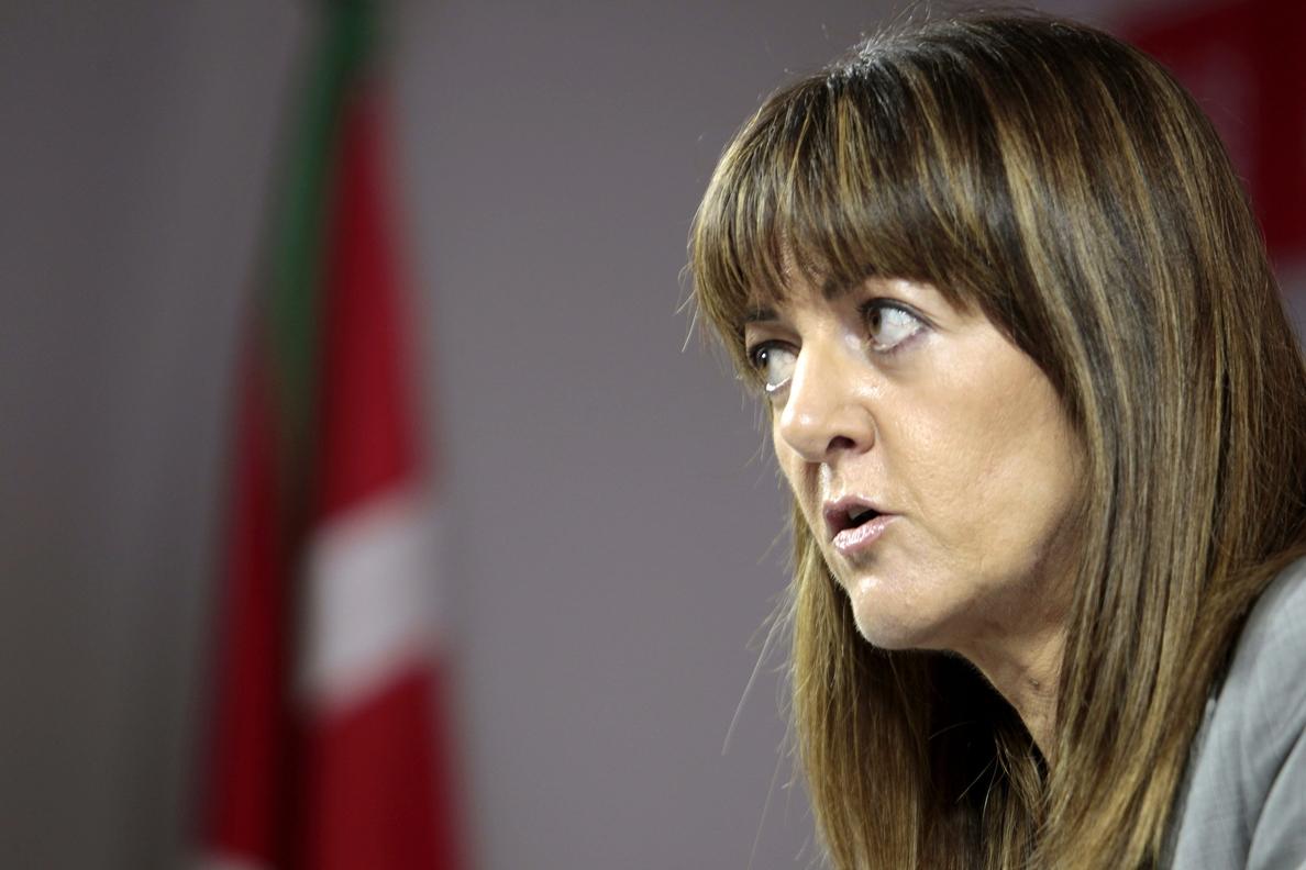 Idoia Mendia presenta su candidatura a liderar el PSE-EE