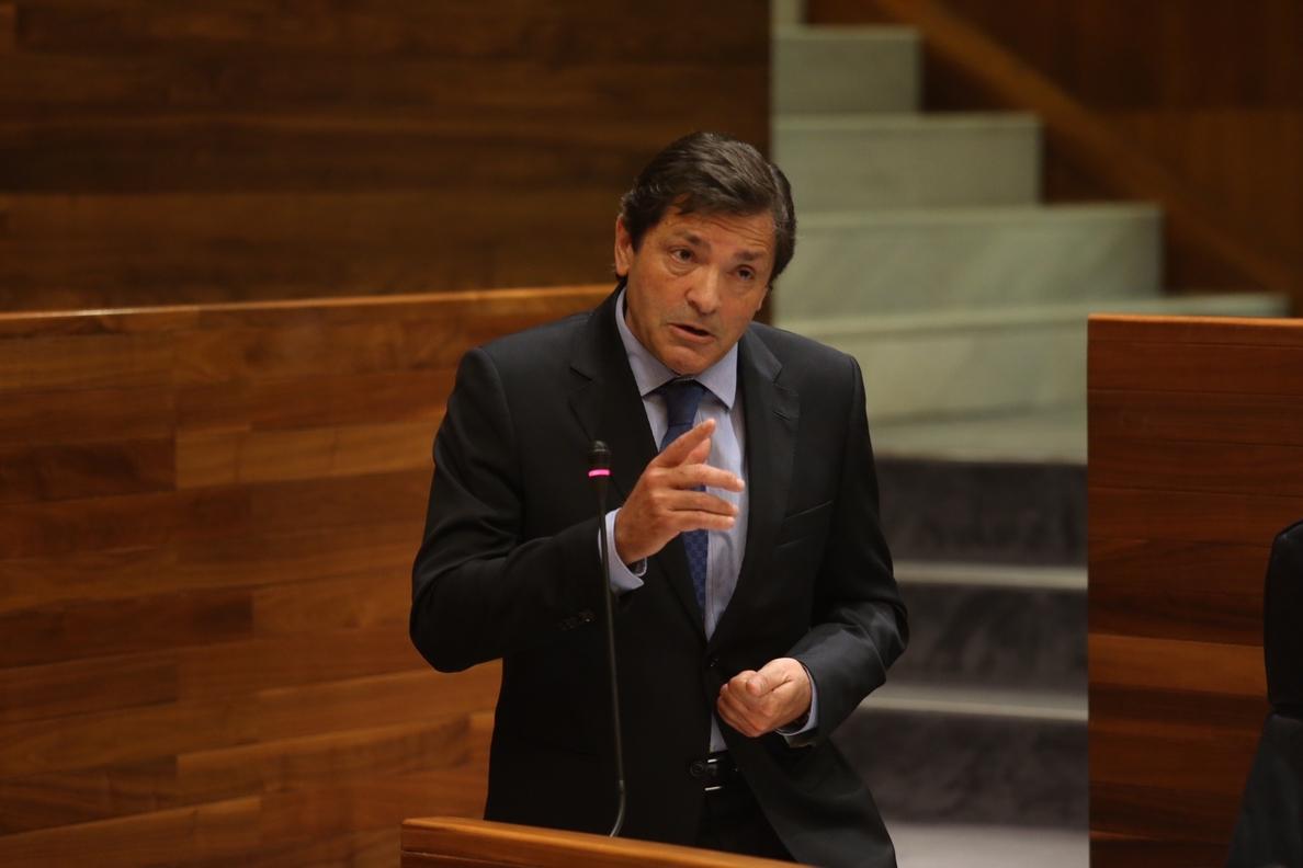 Javier Fernández advierte que Europa no se construirá con la reivindicación de los nacionalismos