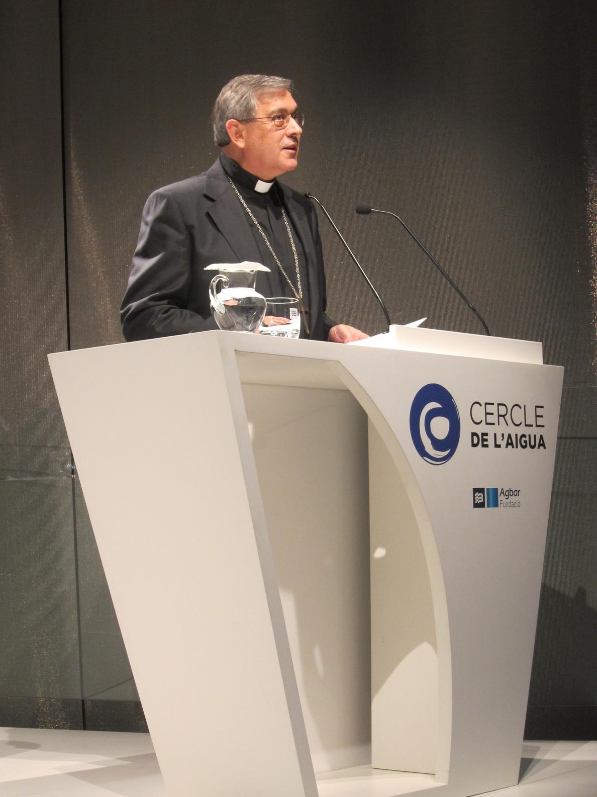 El abad de Montserrat defiende la consulta amparándose en la doctrina social de la Iglesia