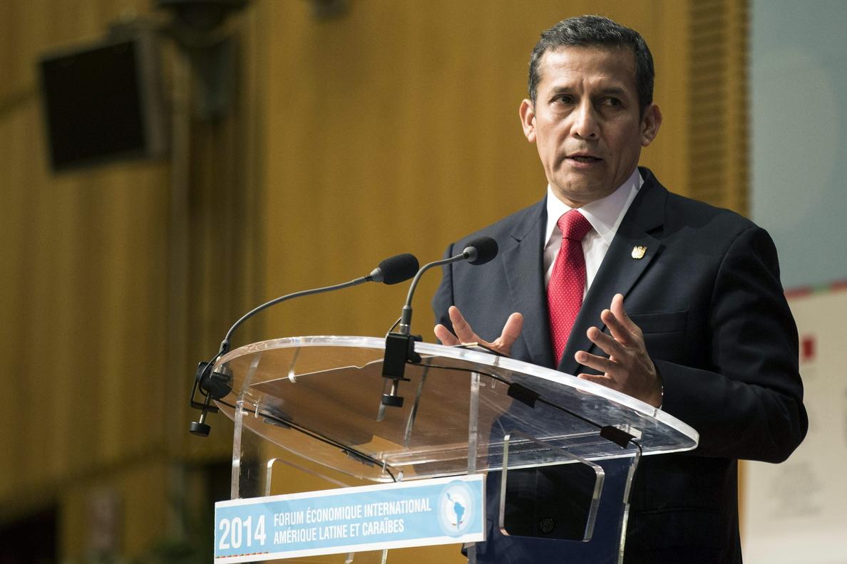 Ollanta se reúne hoy con Merkel para estrechar las relaciones bilaterales